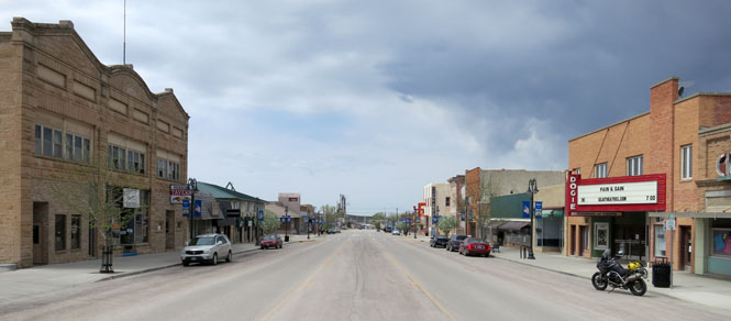 Towns Wyoming