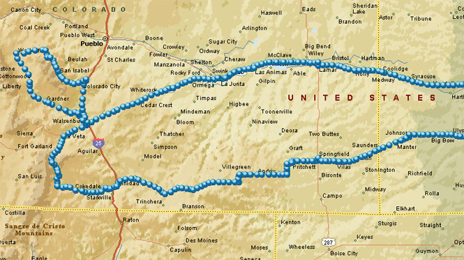 South Central Colorado Is Defined By The Dry And Flat San Luis Valley But Also By The Sangre De Cristo Mountains Which Save For Us 160