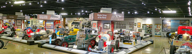 Harry miller is the father of it all out of his shops for Speedway motors museum lincoln ne